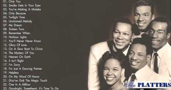 The Platters Greatest Hits Full Album The Best Of The Platters
