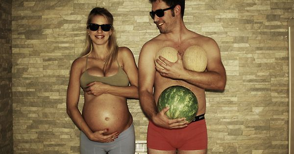 Epic pregnancy picture