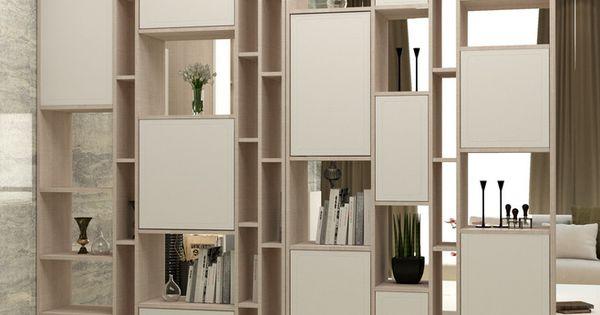 Bookcase Funiture Pinterest Shelves