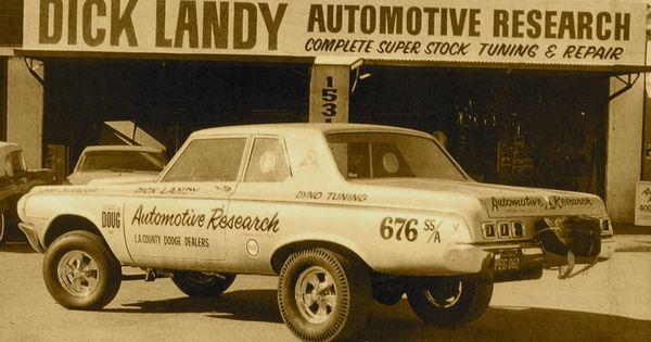 dick landy 64 dodge fuelies dragsters altereds pinterest funny cars dodge and cars. Black Bedroom Furniture Sets. Home Design Ideas