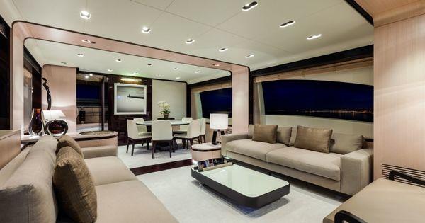 azimut 84: photos | azimut yachts official | luxury yacht sales, Innenarchitektur ideen