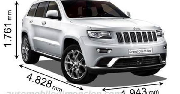 Awesome 2014 Jeep Grand Cherokee Dimensions