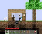 Paper Minecraft V11 3 Oyunu Oyna Minecraft Oyunumuzun Yonlendirme Talimatlarina Bakacak Olursak 1 9 Oge Sec Tikla Maden Veya Yer Minecraft Oyun Oyunlar