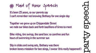 Maid Of Honor Speech Poem Idea Maid Of Honor Speech Wedding Speech Maid Of Honor