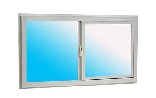 Ips 32 Quot X 14 Quot White Vinyl Single Sliding Basement Window
