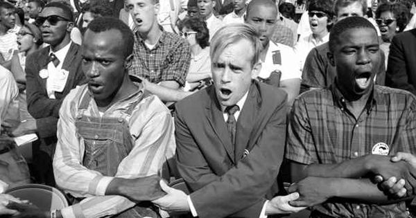 23 Amazing Photos From The 1963 March On Washington ...
