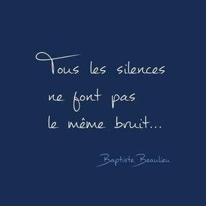 Decris Moi Tes Silences Blog De Super Tite Puce Skyrock Com Phrase Citation Citations Top Belles Citations