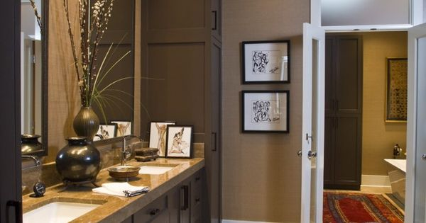 Bathroom Vanity But With White Cabinets And Carerra Marble Counters Bathroom Pinterest