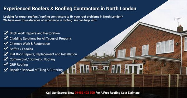 Experienced Roofers Roofing Contractors In North London Roofing Contractors Roofer Roof Repair