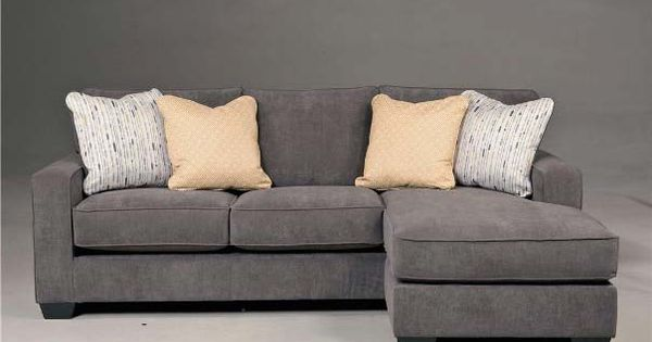 Ashley Furniture Gray Sectional Sofas For Small Spaces