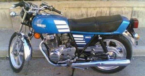 Yamaha Xs360 Full Service Repair Manual Download 1975 1982 Repair Manuals Repair Yamaha