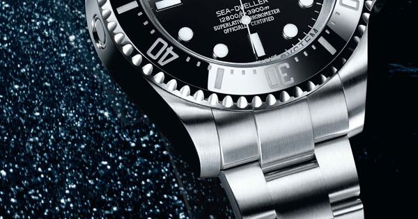 Deep sea challenge rolex