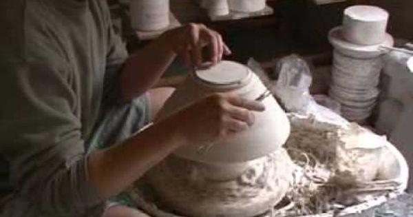Koud porselein klei en tips youtube handig pinterest koud porselein porselein en youtube - Decoratie schilderij wc ...
