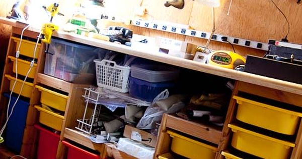 plastic tube drawers workbench designs pinterest jouets bo tes de rangement et rangements. Black Bedroom Furniture Sets. Home Design Ideas