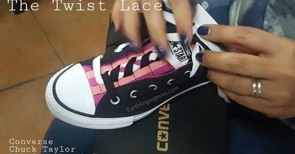 2019 year for lady- How to chuck wear taylors without laces