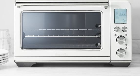 Breville Mini Smart Toaster Oven 62 240our Price 127 95 In 2020 Smart Oven Toaster Oven Countertop Oven