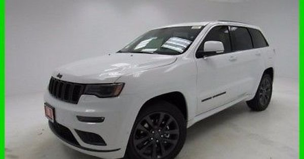 Ebay 2018 Jeep Grand Cherokee High Altitude 2018 High Altitude