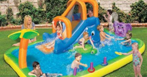The 9 Best Kiddie Pools Of 2021 Kolam Renang Halaman Belakang Kolam Renang Kolam