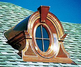 Copper Dormers Window Dormers Louver Dormers Dormers Copper Roof Dormer Windows