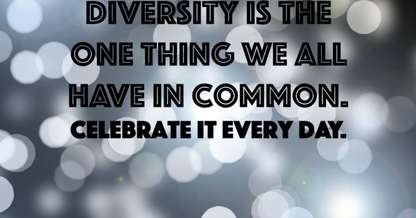April Is Celebrate Diversity Month Celebrate Differences