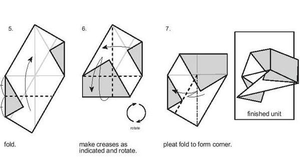 flores caja hexagonal tutorial 3