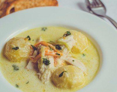 картофельный суп классический рецепт Супы из картофеля - рецепты с фото на Повар.ру (104.