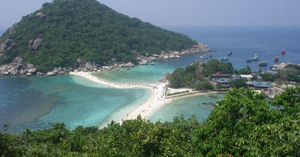 Koh Nangyuan Top 10 Most Beautiful Places In Books Worth Read Heaven On Earth Pinterest
