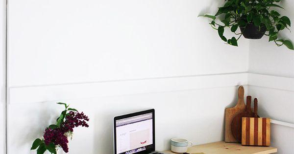 20 diy d co avec des parpaings bureaux et bricolage. Black Bedroom Furniture Sets. Home Design Ideas