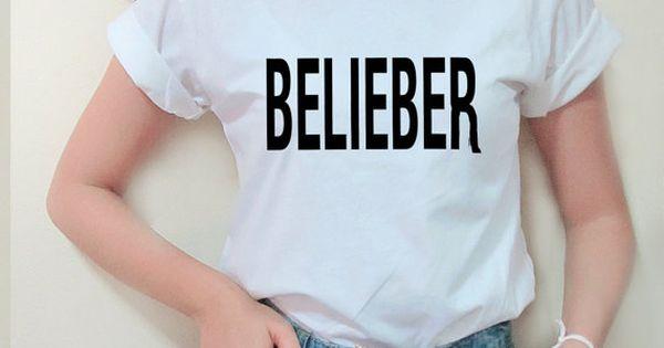 Justin bieber black white t shirt tumblr shirt graphic t for Justin bieber black and white shirt