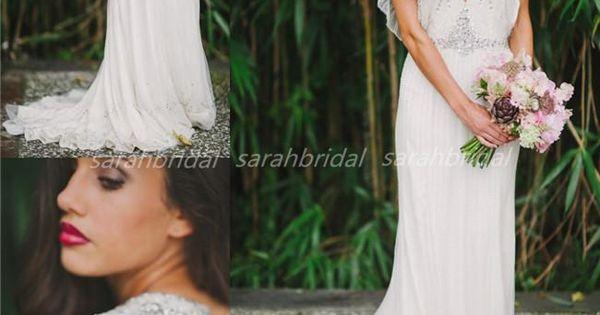 Jenny Packham Tuscan Sheath Wedding Dresses For Bohemian