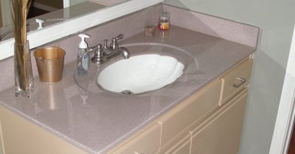Refinishing Cultured Marble Counters Marbles Marble Countertops And Countertops