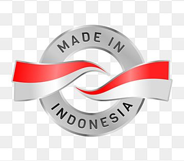 Made In Indonesia Logo Vector With Flags Ornament Indonesia Product Made In Png And Vector With Transparent Background For Free Download Vector Logo Instagram Logo Badge Design