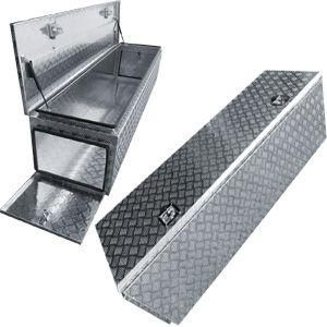 Side Open Aluminium Tool Boxes Aluminium Truck Tool Boxes Hardware Truck Tools Tool Box Roof Box