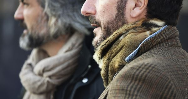 Mens Fashion Winter Awesome Scarf Clothing Pinterest