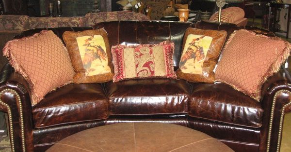 Conversation Couch Leather Conversational Sofa Sofa