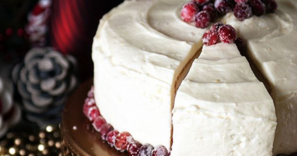 Holiday Party Tips and a Killer Cranberry Vanilla Bean Cake Recipe