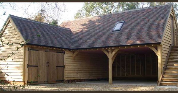 L Shaped Carport Garage Pinterest Barn Plans Plan