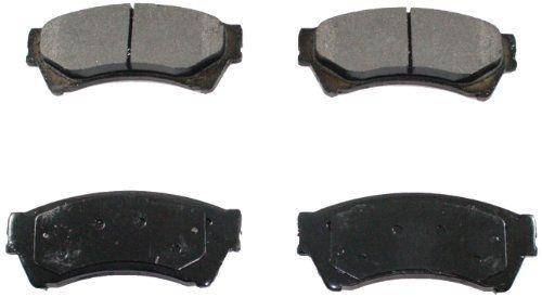 Durago Bp1164 Ms Front Semi Metallic Brake Pad Ceramic Brake Pads Parts And Accessories Ceramic Materials