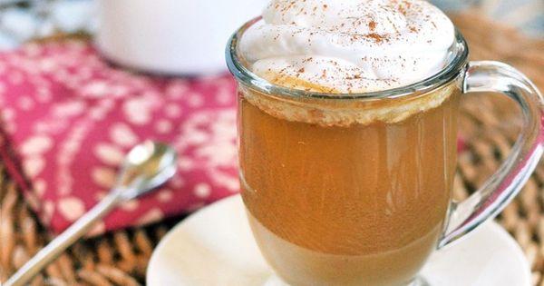 Pumpkin Spice Latte recipe ingredients: 2 cups unsweetened almond milk 2/3 cup