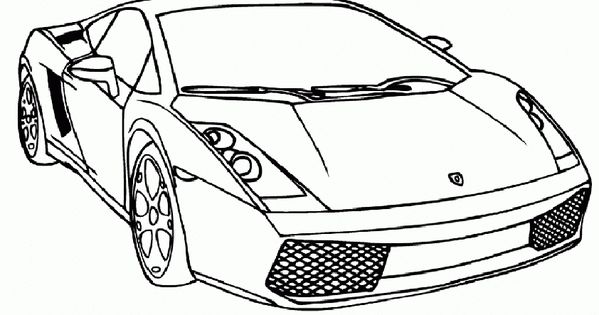 dub cars coloring pages - photo#9