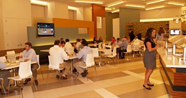 Cbre S Cafe Rise 2100 Mckinney Dallas Tx Office Design Pinterest Commercial Real Estate
