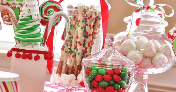Savvy Deets Party Boutique: Sweet Kids Christmas Party ideas 1