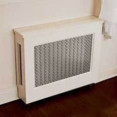How To Build A Radiator Cover Cabinet Diy Radiator Cover