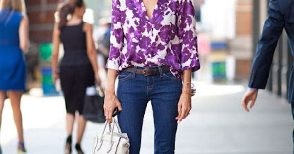 TOP 50 Board 27: How To... Floral Print