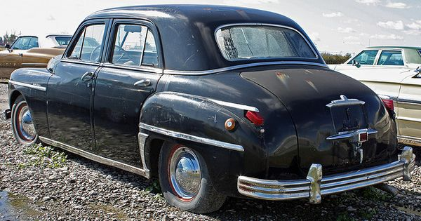 1949 plymouth special deluxe 4 door sedan second series for 1949 plymouth 4 door
