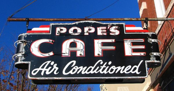 Pope S Cafe Air Conditioned Shelbyville Tn Air Conditioning