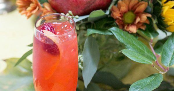 Algonquin Bar Punch Recipe | Entertaining, Thanksgiving ...