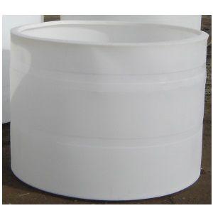 900 Gallon Pe Open Top Cylindrical Tank Crmi 900ott Open Top Tank Gallon