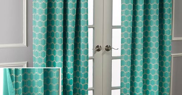 Reversible Blackout Curtain Curtains Bedding And Bath Affordable Bedroom Decor