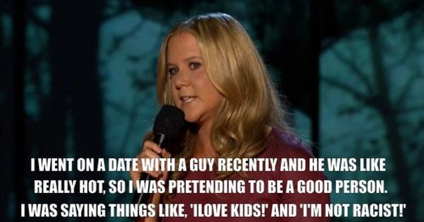 When You Start Dating Someone New Comedian Quotes Amy Schumer